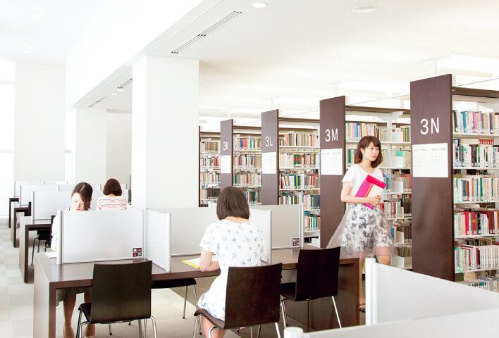 金城 学院 大学 図書館